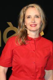 """Julie Delpy – """"Panthere de Cartier"""" Watch Launch in LA 05/05/2017"""