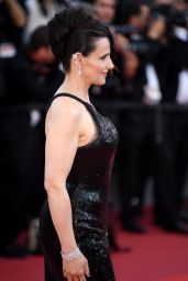 Juliette Binoche - 70th Annual Cannes Film Festival Closing Ceremony 05/28/2017