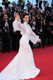 """Juliette Binoche at """"Okja"""" Screening - Cannes Film Festival 05/19/2017"""