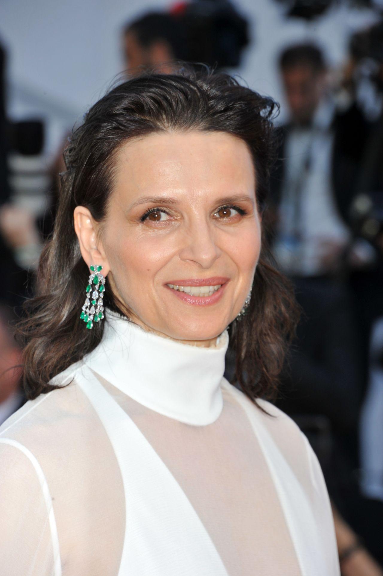 Juliette Binoche At Quot Okja Quot Screening Cannes Film