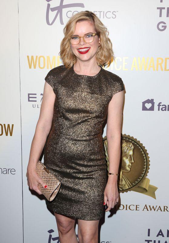 Kara Holden – Women's Choice Awards in Los Angeles 05/17/2017
