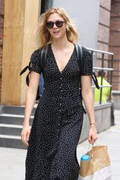 Karlie Kloss in Casual Outfit - NYC 05/24/2017