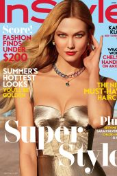 Karlie Kloss - InStyle Magazine US June 2017 Cover and Photos