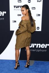 Karrueche Tran - Turner Upfront Presentation in New York 05/17/2017