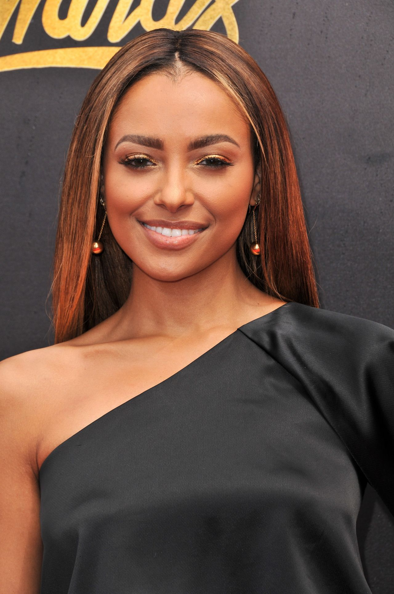 Kat Graham - MTV Movie and TV Awards in Los Angeles 05/07