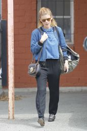 Kate Mara After Her Dance Class Session in LA 05/05/2017