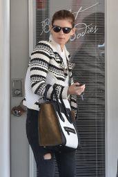 Kate Mara Street Style - West Hollywood 05/30/2017