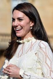 Kate Middleton at Buckingham Palace in London, UK 05/13/2017