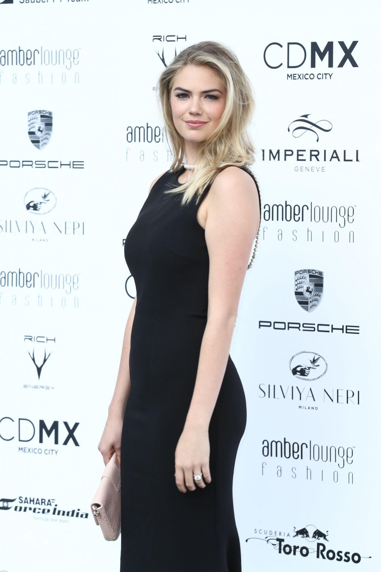 Kate Upton Amber Lounge Fashion Monaco 2017 05 26 2017