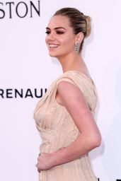 Kate Upton – AmfAR's 24th Cinema Against AIDS Gala – Cannes Film Festival 05/25/2017