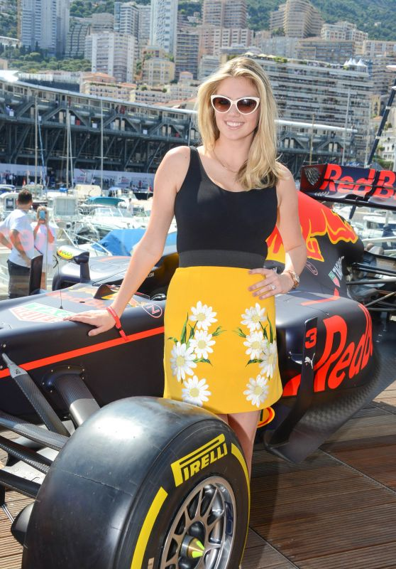 Kate Upton - Monaco Formula One Grand Pri in Monte Carlo 05/27/2017