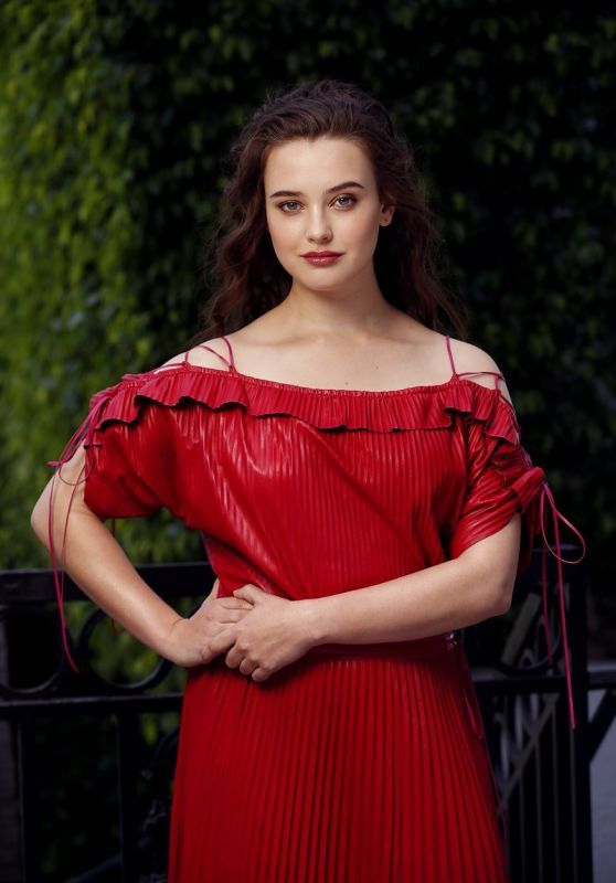 Katherine Langford - Photographed for LA Times, 2017