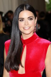 Katie Lee at MET Gala in New York 05/01/2017