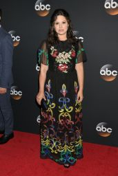 Katie Lowes – ABC Upfront Presentation in New York 05/16/2017