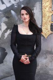 "Katie McGrath – ""King Arthur: Legend of the Sword"" Premiere in London 05/10/2017"