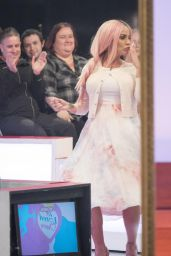 Katie Price – Loose Women TV Show in London, UK 05/27/2017