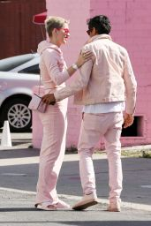 Katy Perry Casual Style  - Out and About in Los Angeles 05/14/2017