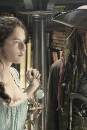 Kaya Scodelario - Pirates of the Caribbean: Dead Men Tell No Tales, Poster & Pics 2017