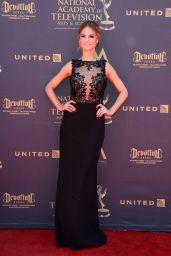 Kelly Kruger – Daytime Emmy Awards in Los Angeles 04/30/2017
