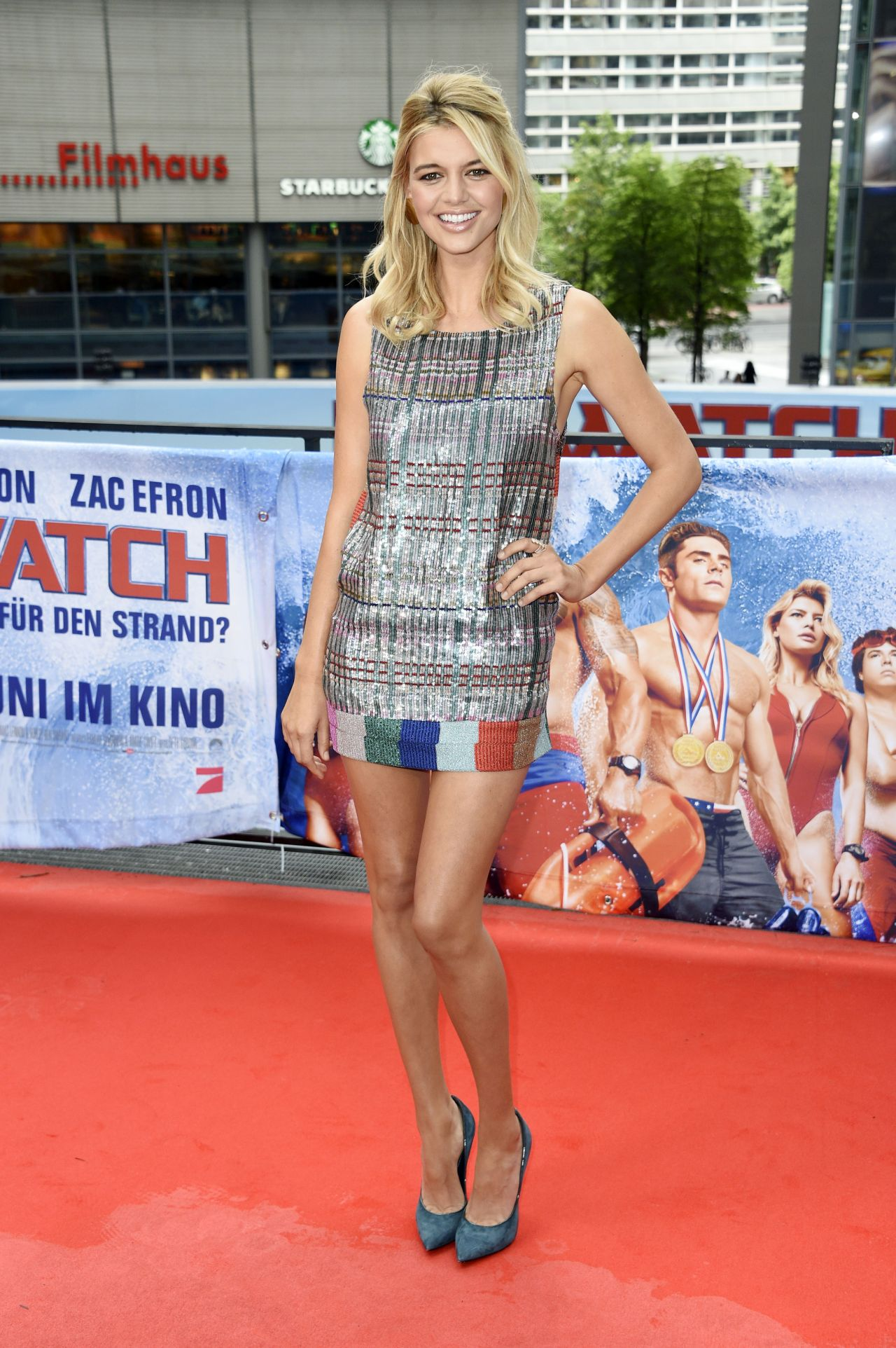 Kelly Rohrbach Quot Baywatch Quot Photocall In Berlin 5 30 2017