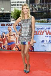 "Kelly Rohrbach - ""Baywatch"" Photocall in Berlin 5/30/2017"