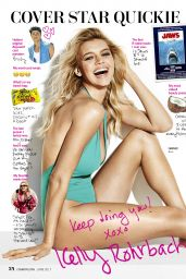Kelly Rohrbach - Cosmopolitan Magazine USA June 2017 Issue