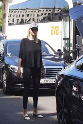 Kelly Rohrbach Has Arrived to Berlin, Germany 05/28/2017