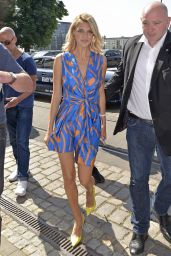 Kelly Rohrbach is Looking All Stylish - Berlin, Germany 05/29/2017
