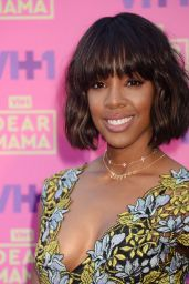 "Kelly Rowland - VH1 ""Dear Mama"" Taping in LA 05/06/2017"