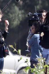 Kendall Jenner at a Vineyard in Santa Barbara 05/12/2017
