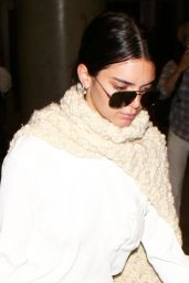 Kendall Jenner at LAX Airport in Los Angeles 05/26/2017
