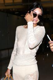 Kendall Jenner at LAX in LA, California, 05/18/2017