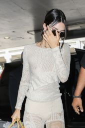 Kendall Jenner at LAX in LA, California, 05/18/2017