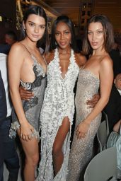 Kendall Jenner & Bella Hadid – Fashion For Relief at Cannes Film Festival 05/21/2017
