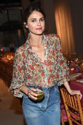 Keri Russell - Maisonette.com Launch Dinner Party in NYC 05/11/2017