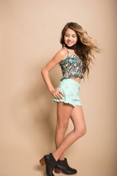 Khia Lopez - Photoshoot for BEBE SPRING 2017 Campaign