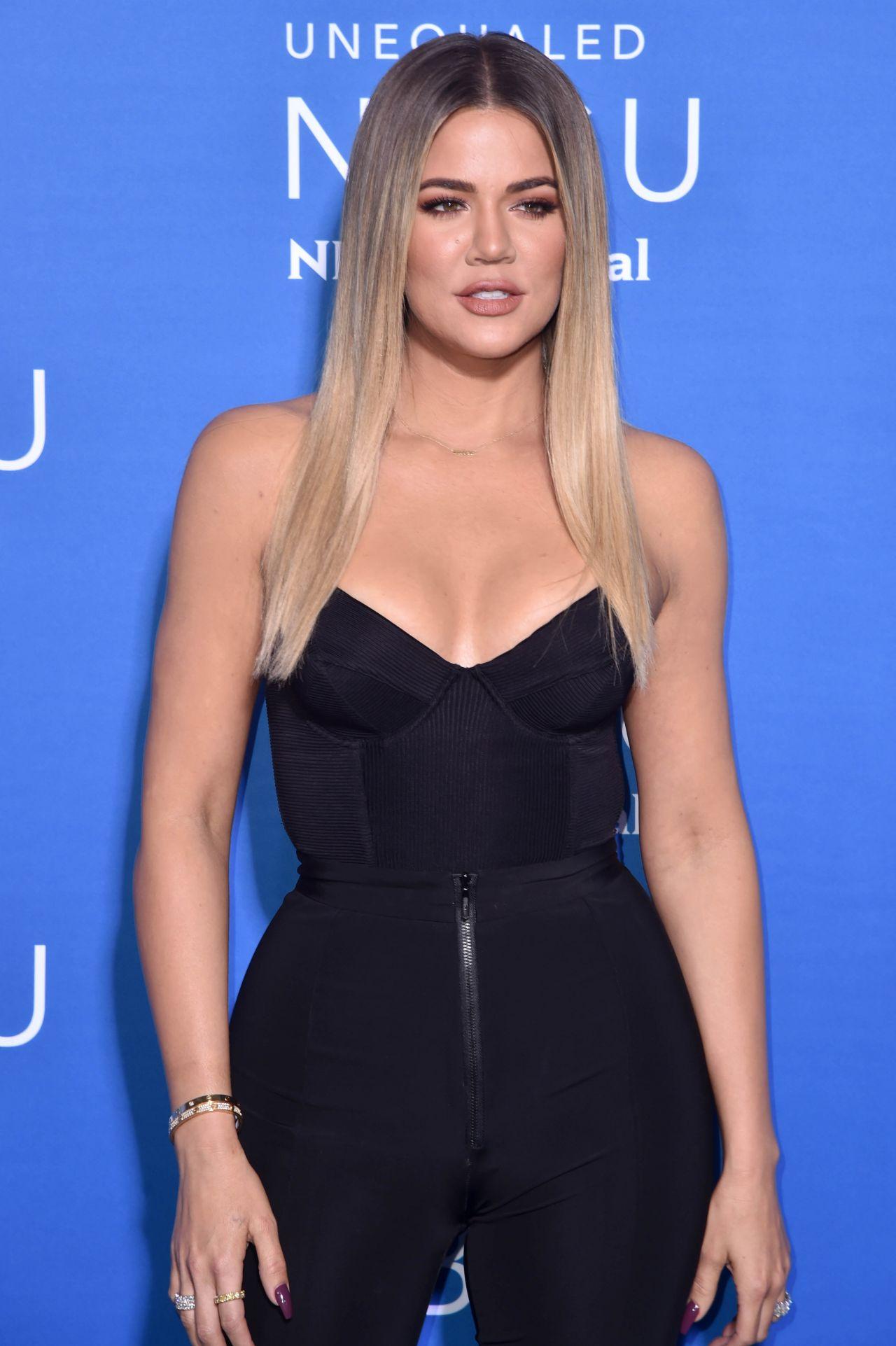 Khloe Kardashian NBCUniversal Upfront In NYC 05 15 2017