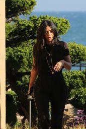 Kim Kardashian and Kanye West - Malibu, CA 05/23/2017