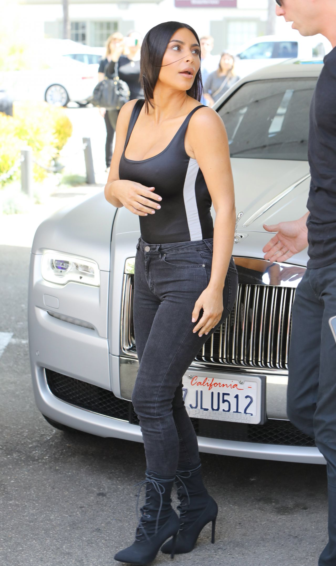 Kim Kardashian - Cinco De Mayo at Casa Vega in Los Angeles ... Kim Kardashian