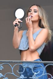 Kimberley Garner in Tight Jeans at Croisette in Cannes, France 05/23/2017