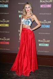 Kimberley Garner – Magnum x Moschino Party at Cannes Film Festival 05/18/2017
