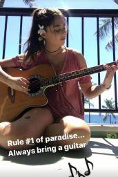 Kira Kosarin Social Media Pics 05/29/2017