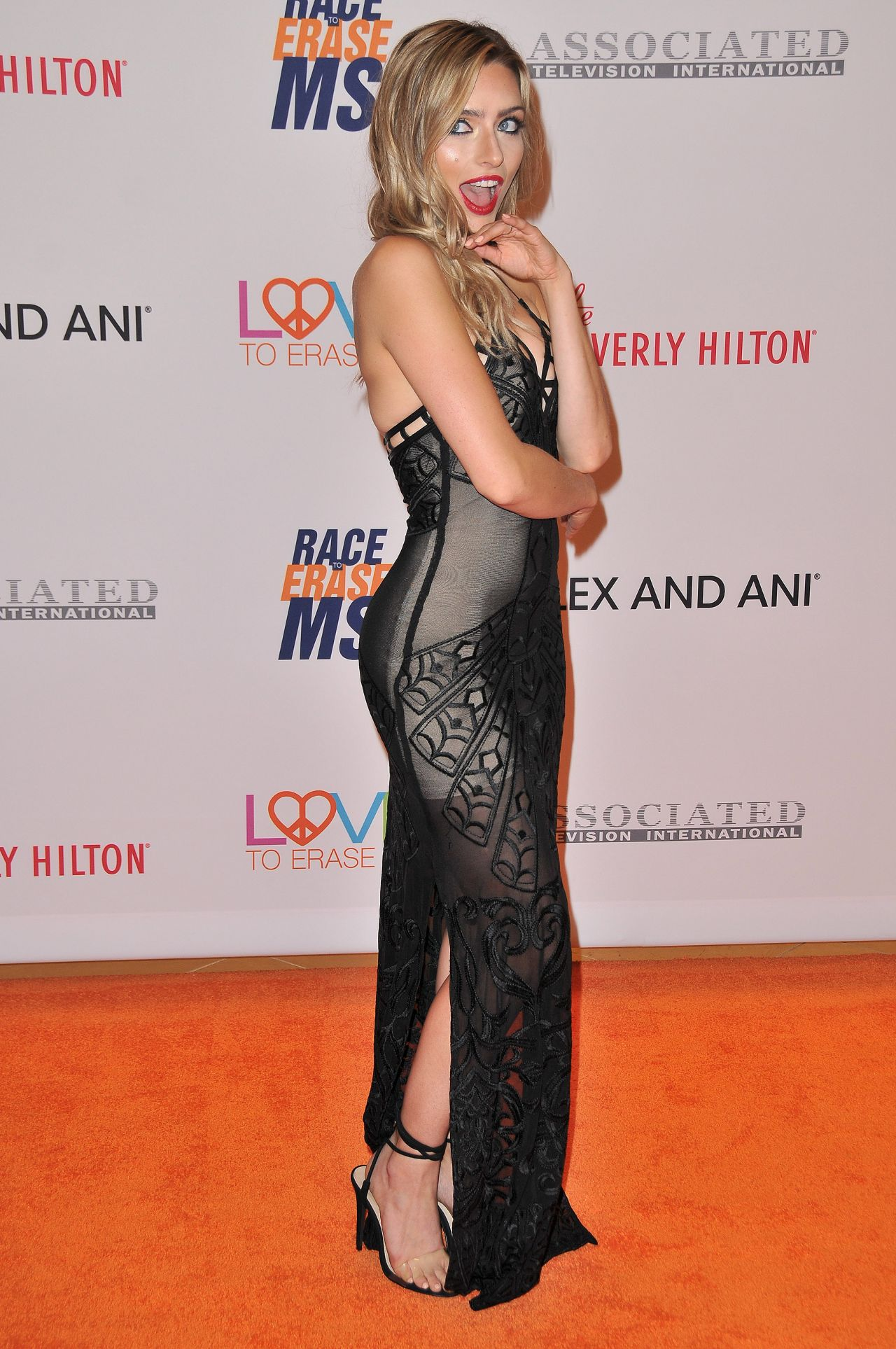 Kirsten Collins – Race To Erase MS Gala in Beverly Hills ...