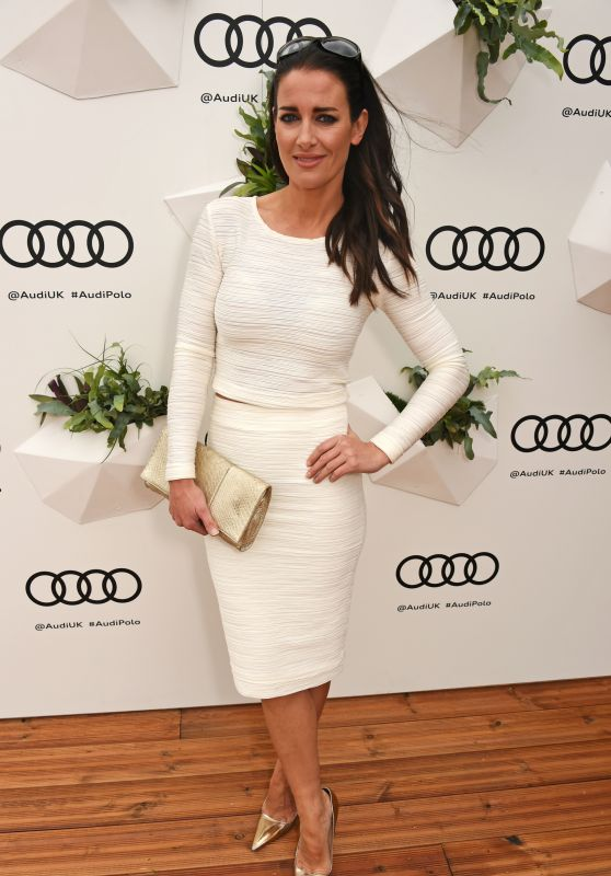 Kirsty Gallacher – Audi Polo Challenge at Ascot, UK 05/06/2017