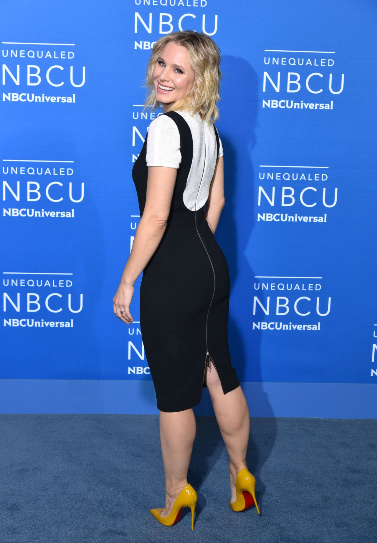 Kristen Bell Nbcuniversal Upfront In Nyc 05 15 2017