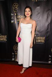 Krysta Rodriguez – Lucille Lortel Awards in New York 05/07/2017