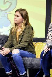 Kyla Kenedy at German Comic Con, Munich 05/27/2017