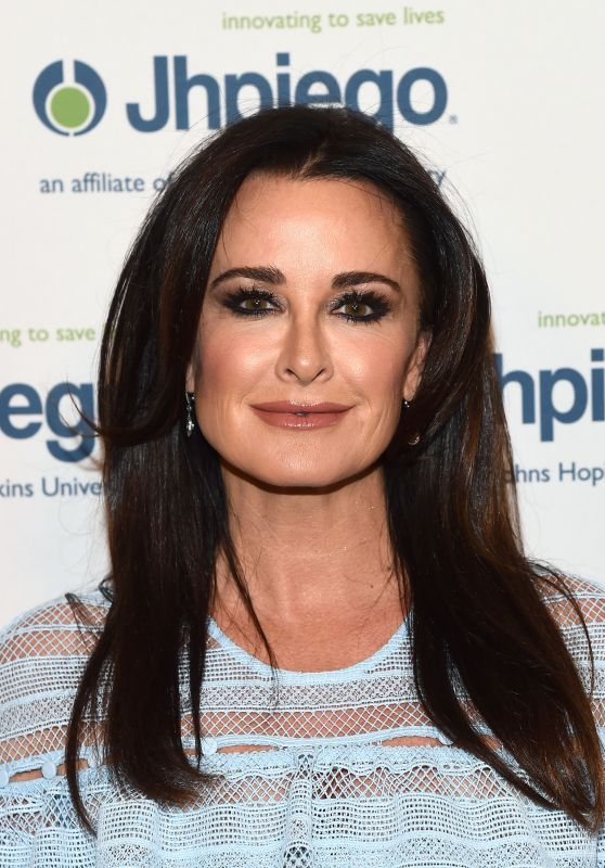 "Kyle Richards at ""Laughter is the Best Medicine"" Gala in Los Angeles 05/01/2017"
