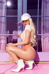 Kylie Jenner Bikini Photos - Flaunt Magazine 2017