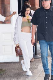 Kylie Jenner - Leaving Her Hotel in NYC 04/29/2017